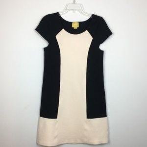 Maeve Color Block Sheath Dress